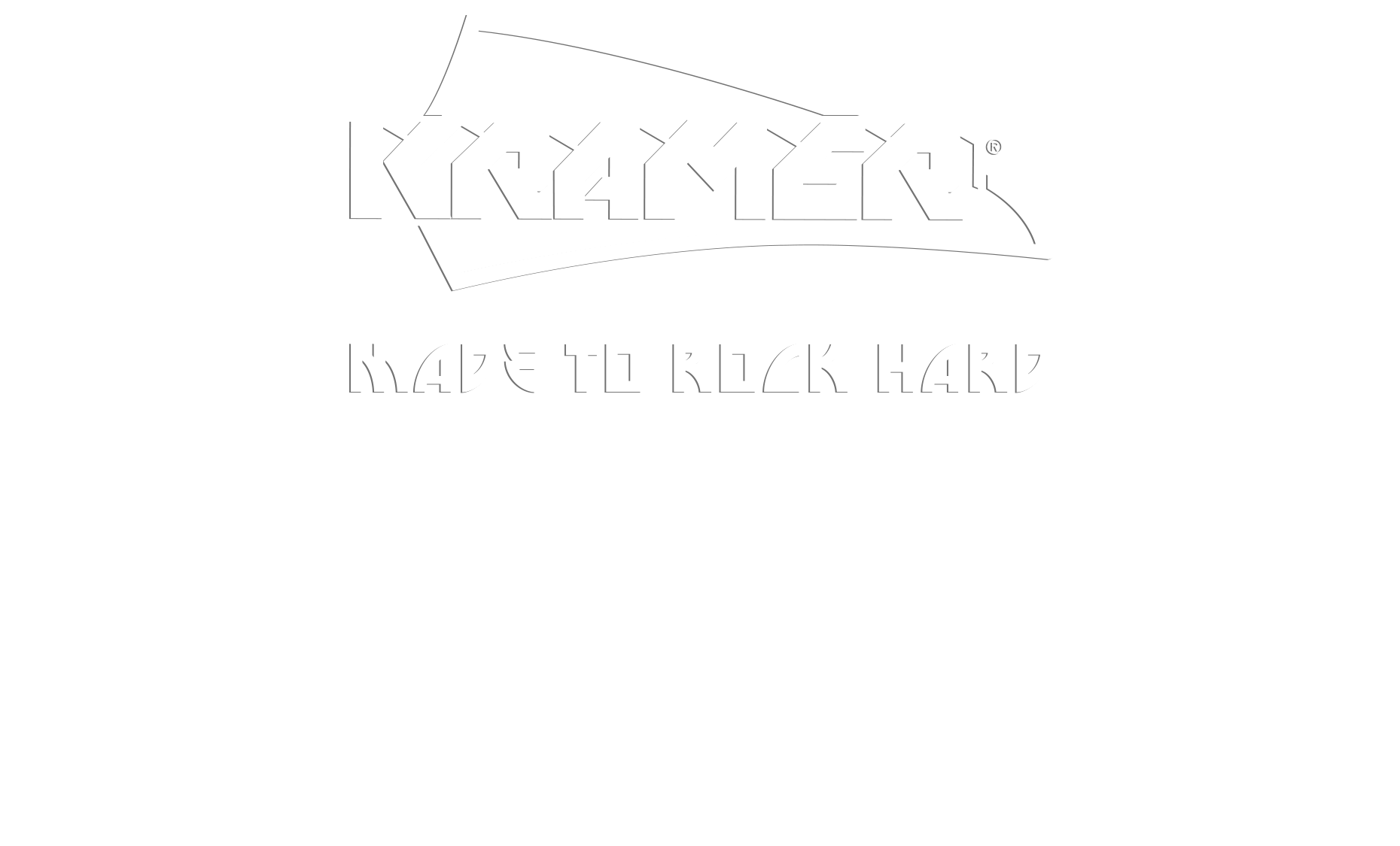 Kramer Logo and Tagline